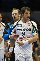 Kasper Hvidt (KIF Kolding K�benhavn), Bo Spellerberg (KIF Kolding K�benhavn)