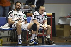 Cyril Viudes (KIF Kolding K�benhavn), Lukas Karlsson (KIF Kolding K�benhavn)