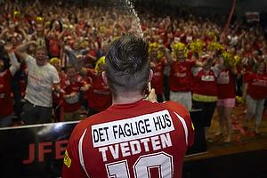 Fans af Aalborg H�ndbold, H�vard Tvedten (Aalborg H�ndbold)