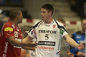 Kim Andersson (KIF Kolding K�benhavn), Mads Mensah Larsen (Aalborg H�ndbold)