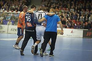 Stefan Hundstrup (KIF Kolding K�benhavn), Mikkel Nielsen (KIF Kolding K�benhavn)