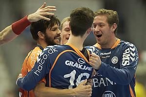 Jonas Hansen (Team Tvis Holstebro), Jakob Green Jensen (Team Tvis Holstebro)