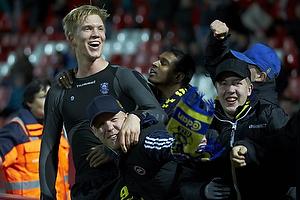 Simon Makienok Christoffersen (Br�ndby IF), Br�ndbyfans