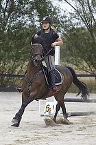 Rideklubben Falken Sl�jfespring