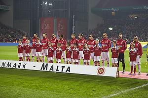 Danmark - Malta