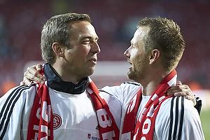 Allan Kuhn, assistenttr�ner (Aab), Rasmus W�rtz, anf�rer (Aab)