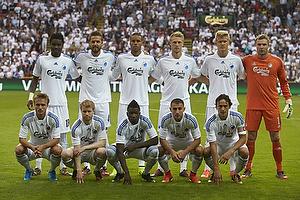 FC K�benhavn - FC Dnipro