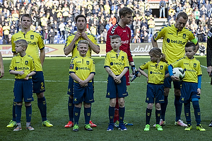 Jesper Lindorff Juelsg�rd (Br�ndby IF), Frederik Holst (Br�ndby IF), Frederik R�nnow (Br�ndby IF), Thomas Kahlenberg, anf�rer (Br�ndby IF)
