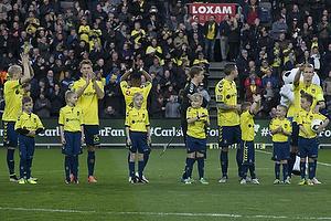 Christian Jakobsen (Br�ndby IF), Lebogang Phiri (Br�ndby IF), Frederik R�nnow (Br�ndby IF), Daniel Agger (Br�ndby IF), Thomas Kahlenberg, anf�rer (Br�ndby IF)