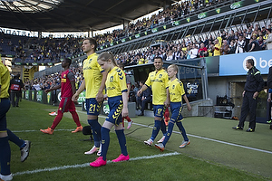 Andrew Hjulsager (Br�ndby IF), Riza Durmisi (Br�ndby IF)