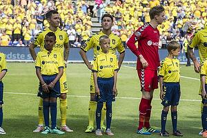 David Boysen (Br�ndby IF), Frederik Holst (Br�ndby IF), Frederik R�nnow (Br�ndby IF)
