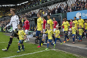 Marvin Schw�be (Br�ndby IF), Jesper Lindorff Juelsg�rd (Br�ndby IF)