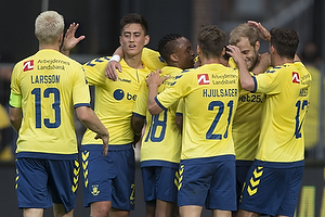 Andrew Hjulsager (Br�ndby IF), Teemu Pukki (Br�ndby IF), Svenn Crone (Br�ndby IF), Frederik Holst (Br�ndby IF)