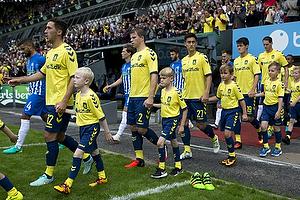 Frederik Holst (Br�ndby IF), Jesper Lindorff Juelsg�rd (Br�ndby IF), Svenn Crone (Br�ndby IF)