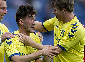 Frederik Holst (Br�ndby IF), Jesper Lindorff Juelsg�rd (Br�ndby IF)