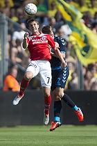 Nicolaj Agger (Silkeborg IF), Jesper Lindorff Juelsg�rd (Br�ndby IF)