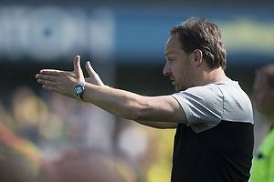 Alexander Zorniger, cheftr�ner (Br�ndby IF)