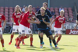 Christian Jakobsen (Br�ndby IF), Jens Martin Gammelby (Silkeborg IF)