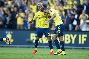 Hany Mukhtar (Br�ndby IF), Kamil Wilczek (Br�ndby IF)