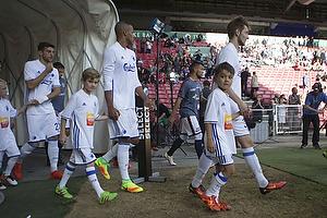 Rasmus Falk (FC K�benhavn), Mathias Zanka J�rgensen (FC K�benhavn)