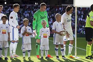 Stephan Andersen (FC K�benhavn), Thomas Delaney, anf�rer (FC K�benhavn)