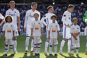 Andreas Cornelius (FC K�benhavn), Peter Ankersen (FC K�benhavn)