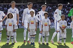 Andreas Cornelius (FC K�benhavn), Erik Johansson (FC K�benhavn), Peter Ankersen (FC K�benhavn)