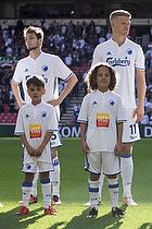 Rasmus Falk (FC K�benhavn), Andreas Cornelius (FC K�benhavn)