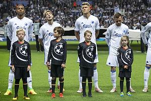 Mathias Zanka J�rgensen (FC K�benhavn), Rasmus Falk (FC K�benhavn), Andreas Cornelius (FC K�benhavn)