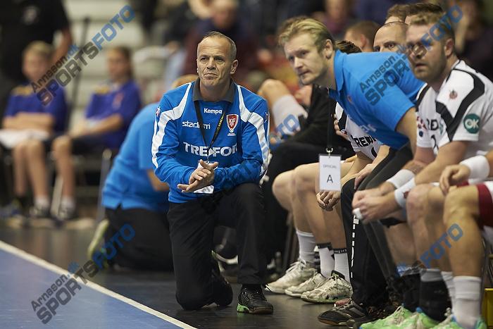 Henrik Kronborg, cheftr�ner (KIF Kolding K�benhavn)