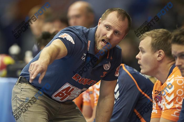 Klavs Bruun J�rgensen, cheftr�ner (Team Tvis Holstebro)